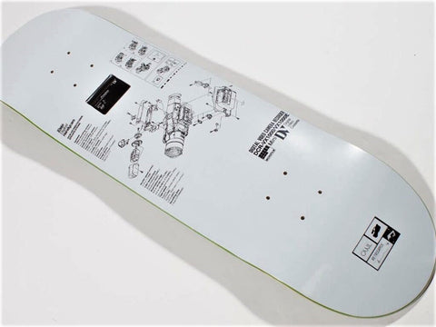 "O.W.L SKATEBOARDS: 'Retrograde' VX1000 8.25"", 8.375"", 8.5"""