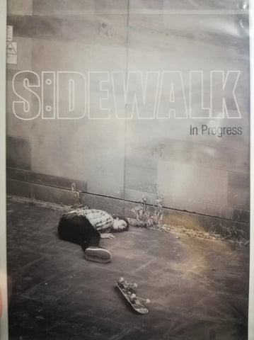 DVD: Sidewalk - In Progress
