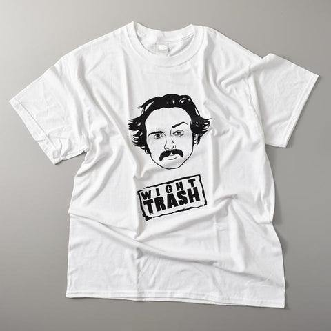 WIGHT TRASH JASON LEE T-SHIRT