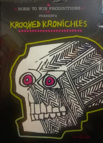DVD: Krooked Kronichles. Double DVD Set