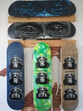 ART: Matt Nicholls Original Skate Art Monkey Decks.