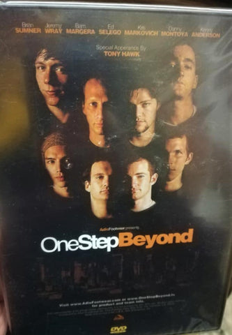 DVD: Adio - One Step Beyond