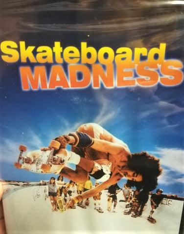 DVD: Skateboard MADNESS