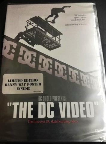 DVD: DC - The DC Video