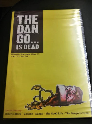 DVD: Westside Skateshop - The Dango..is dead. Box Set