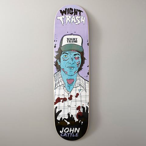 WIGHT TRASH: Zombie John