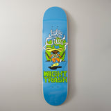 WIGHT TRASH: Julio De La Cruz Guest Board