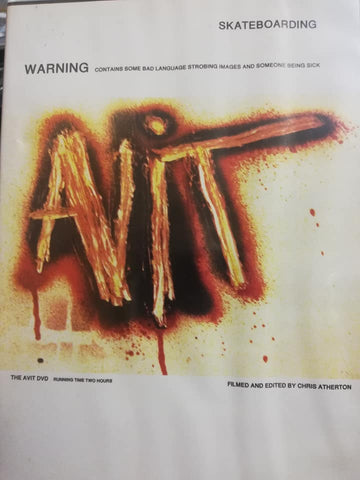 DVD: AVIT by Chris Atherton
