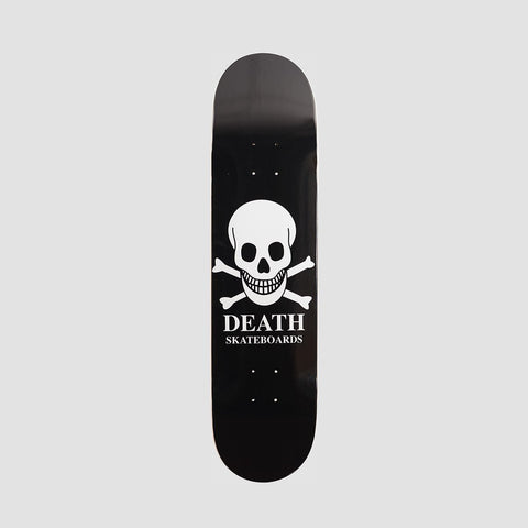DEATH SKATEBOARDS: OG SKULL BLACK