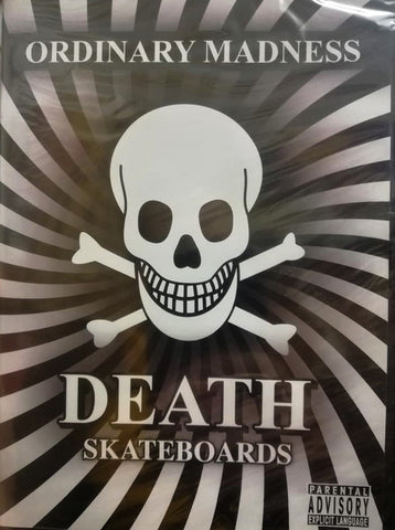 DVD: Death Skateboards - Ordinary Madness