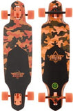 LONGBOARD:  DUSTERS Channel Nectarine 34""