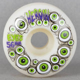 WHEELS: Heroin EYES GLOW IN THE DARK