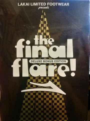 DVD: Lakai - The Final Flare: Deluxe Bonus Edition