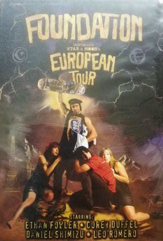 DVD: Foundation - European Tour