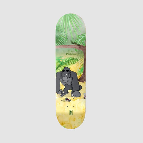 "GIRL: Tyler Pacheco 'Jungle Beers' Deck 8"" & 8.375"""