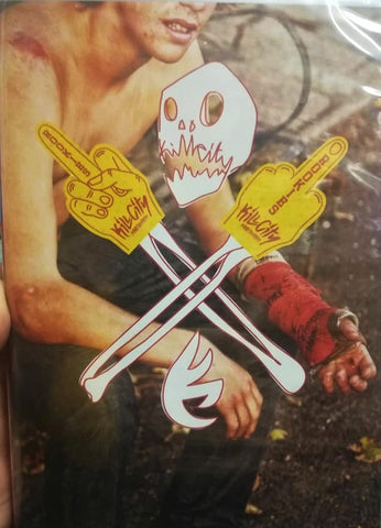 DVD: Kill City - Rookies