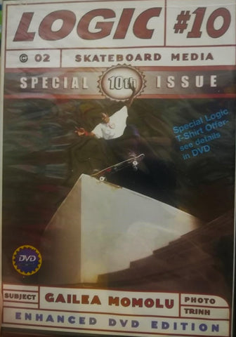 DVD: Logic #10 Skateboard Media Special 10th Issue