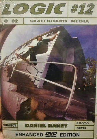 DVD: Logic #12 Skateboard Media