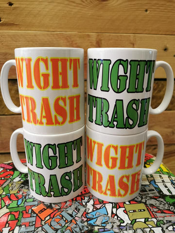 MUG: Wight Trash Logo