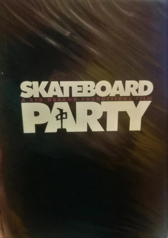 DVD: Red Dragons - Skateboard Party