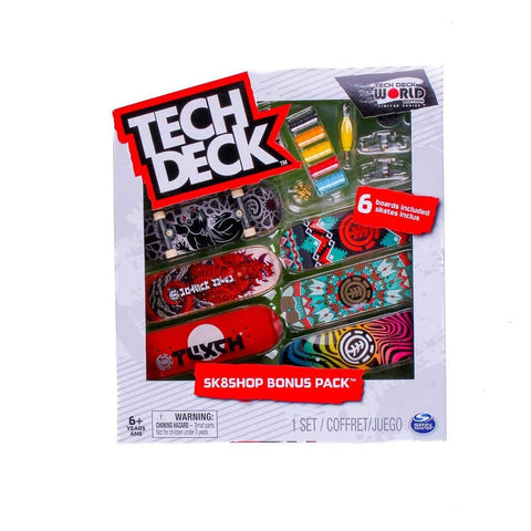 TECH DECK: Sk8 Shop Bonus Pack