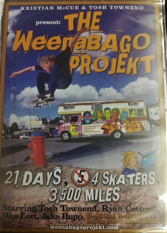 DVD: The Weenabago Projekt