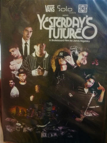 DVD: Yesterday's Future