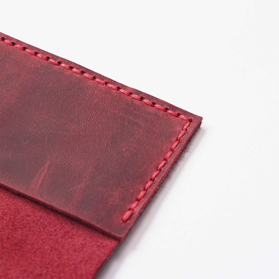hand made leather