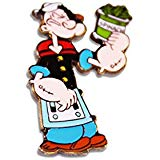 Masonic Popeye Badge