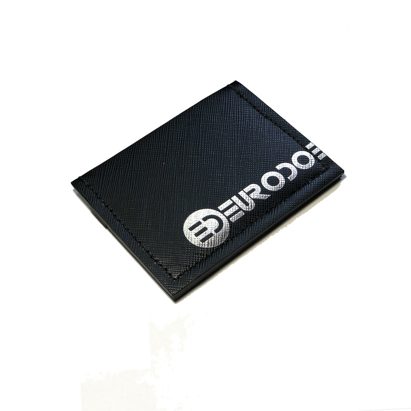 Signature Card Holder Black / Silver