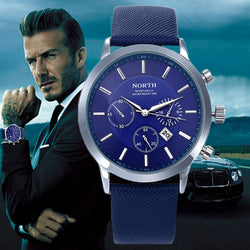 Men's  NORTH Luxury watch