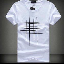 Men's 2018 Simple creative T-Shirts