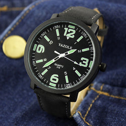 Men's Luminous Wrist Watch