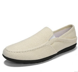 Men's JAI Linen breathable flat shoes