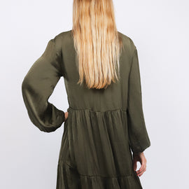 BINAH DRESS KHAKI