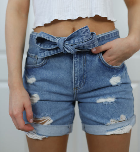 PIA JEANS SHORTS