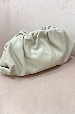 Kopie von SUVI BAG LEATHER TAUPE