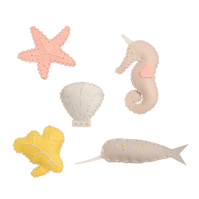 Kit Fai Da Te Sea Creature Fabelab