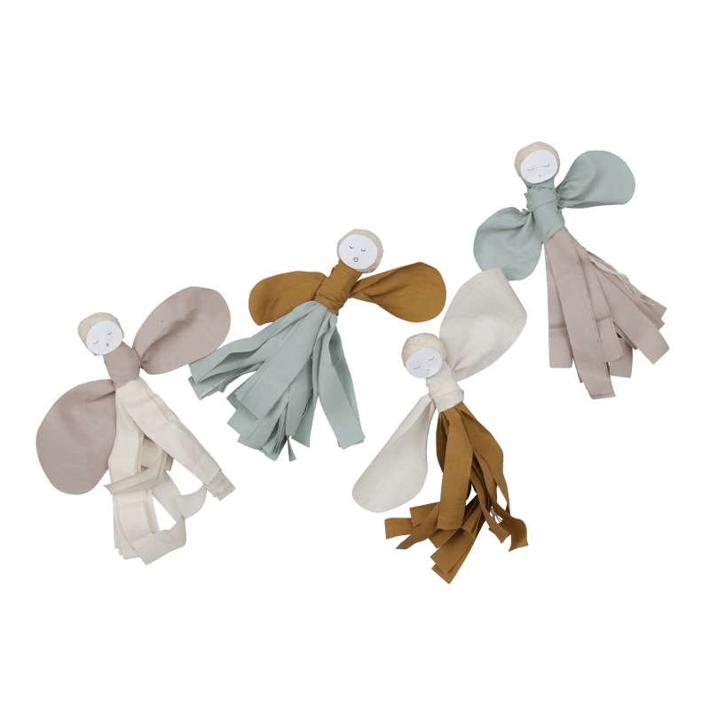 Kit Fai Da Te Tassel Fairy Decor Fabelab