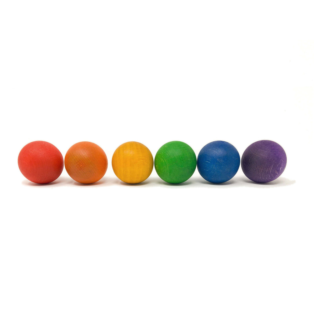Palle Colorate - set da 6 - Grapat - Shop Millemamme