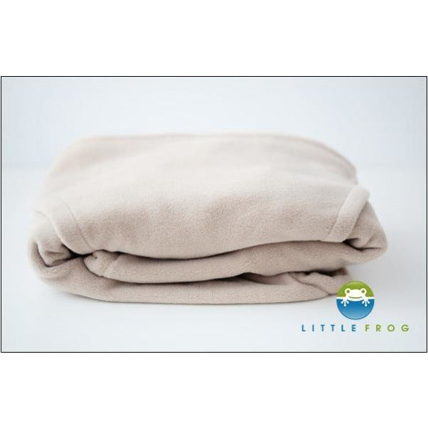 Copertura Protettiva Termica per il babywearing Little Frog Cosy Frog Beige - Shop Millemamme