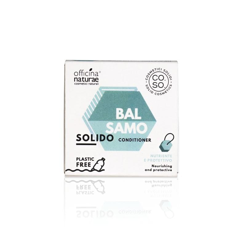 Balsamo Solido Nutriente e Protettivo CO.SO. Cosmetici Solidi Officina Naturae - Shop Millemamme