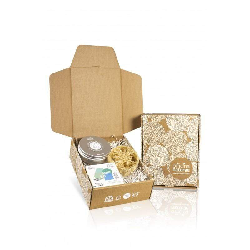 Gift Box Soft CO.SO. Cosmetici Solidi Officina Naturae - Shop Millemamme