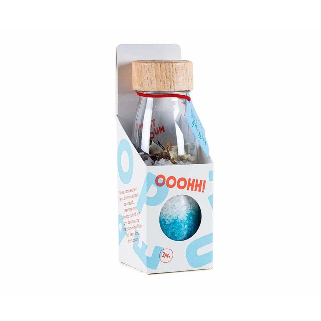 Bottiglia Sensoriale Spy Bottle Artic Petit Boum
