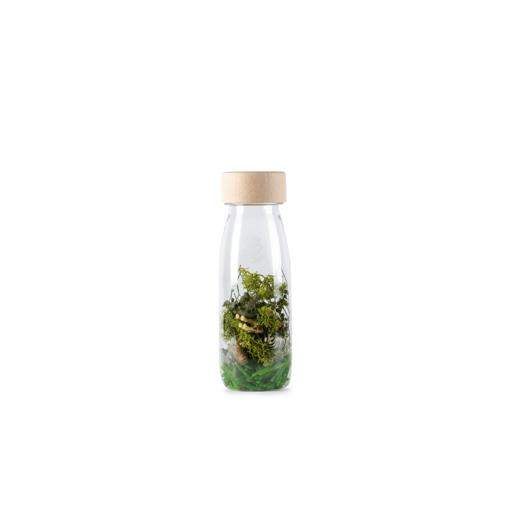 Bottiglia Sensoriale Spy Bottle Jungle Petit Boum