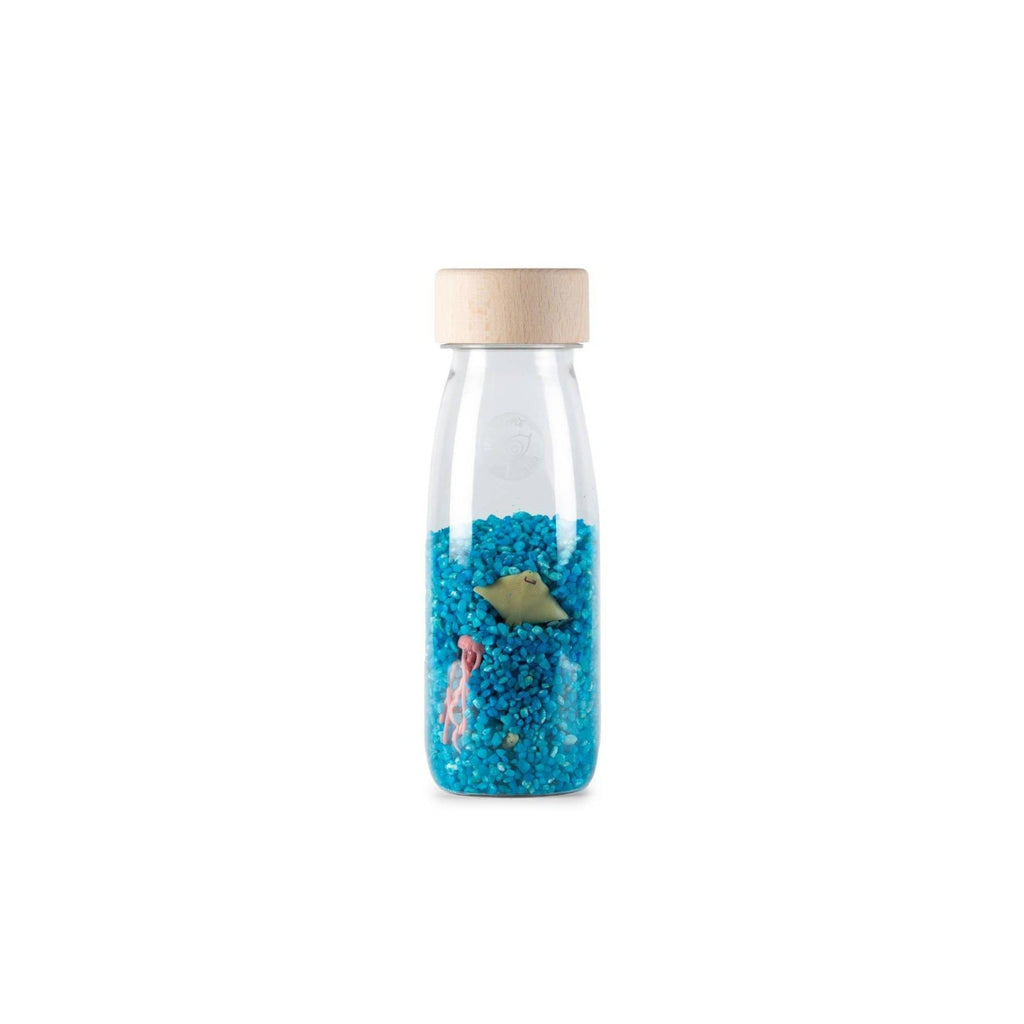 Bottiglia Sensoriale Spy Bottle Sea Petit Boum