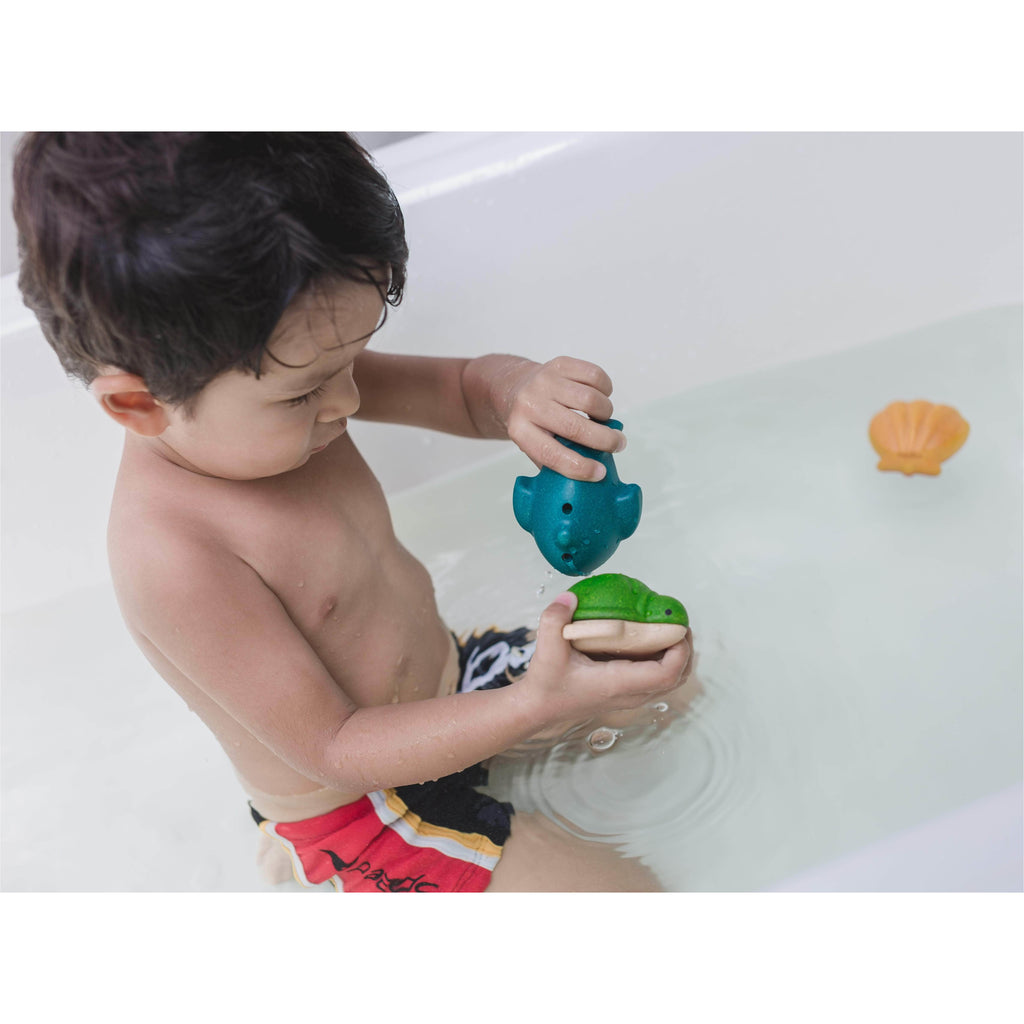 Set bagnetto creature marine PlanToys