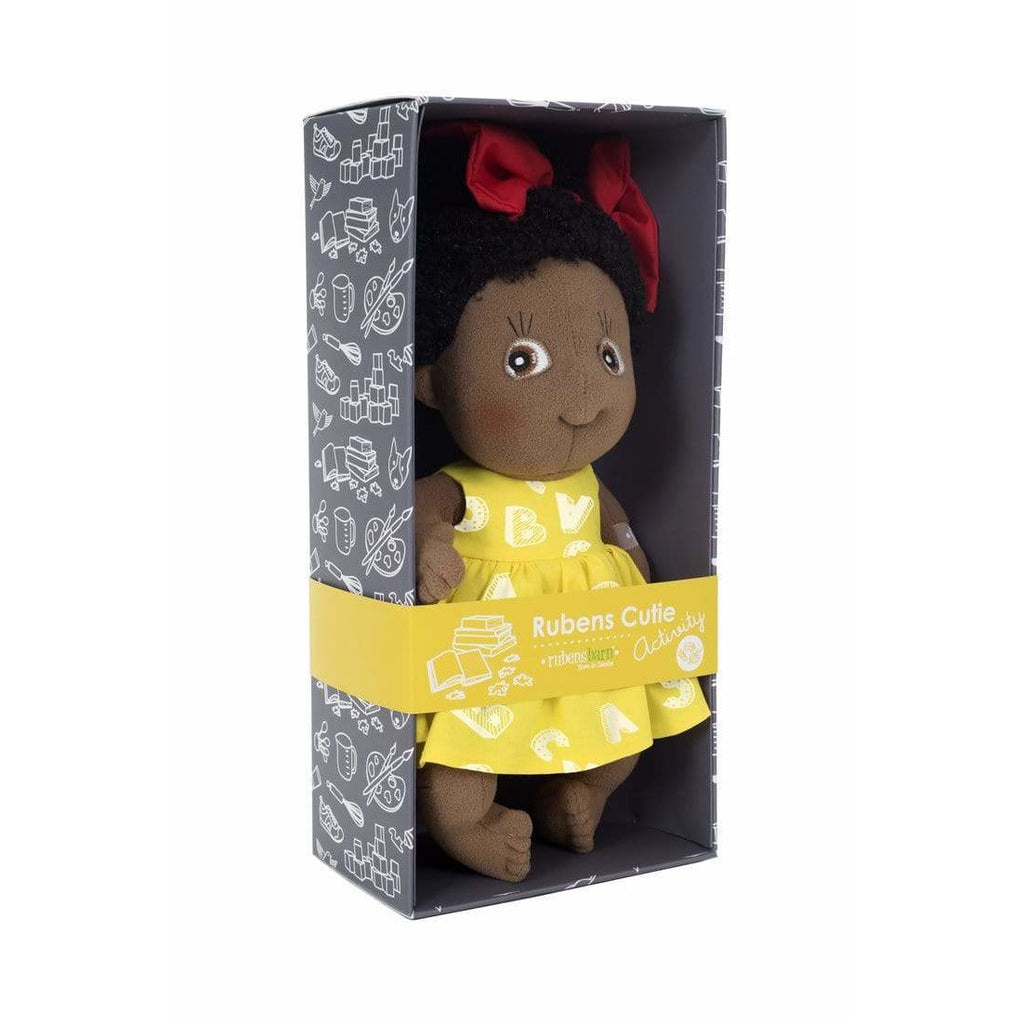 Bambola Empatica Rubens Barn Cutie Activity Jennifer - Shop Millemamme