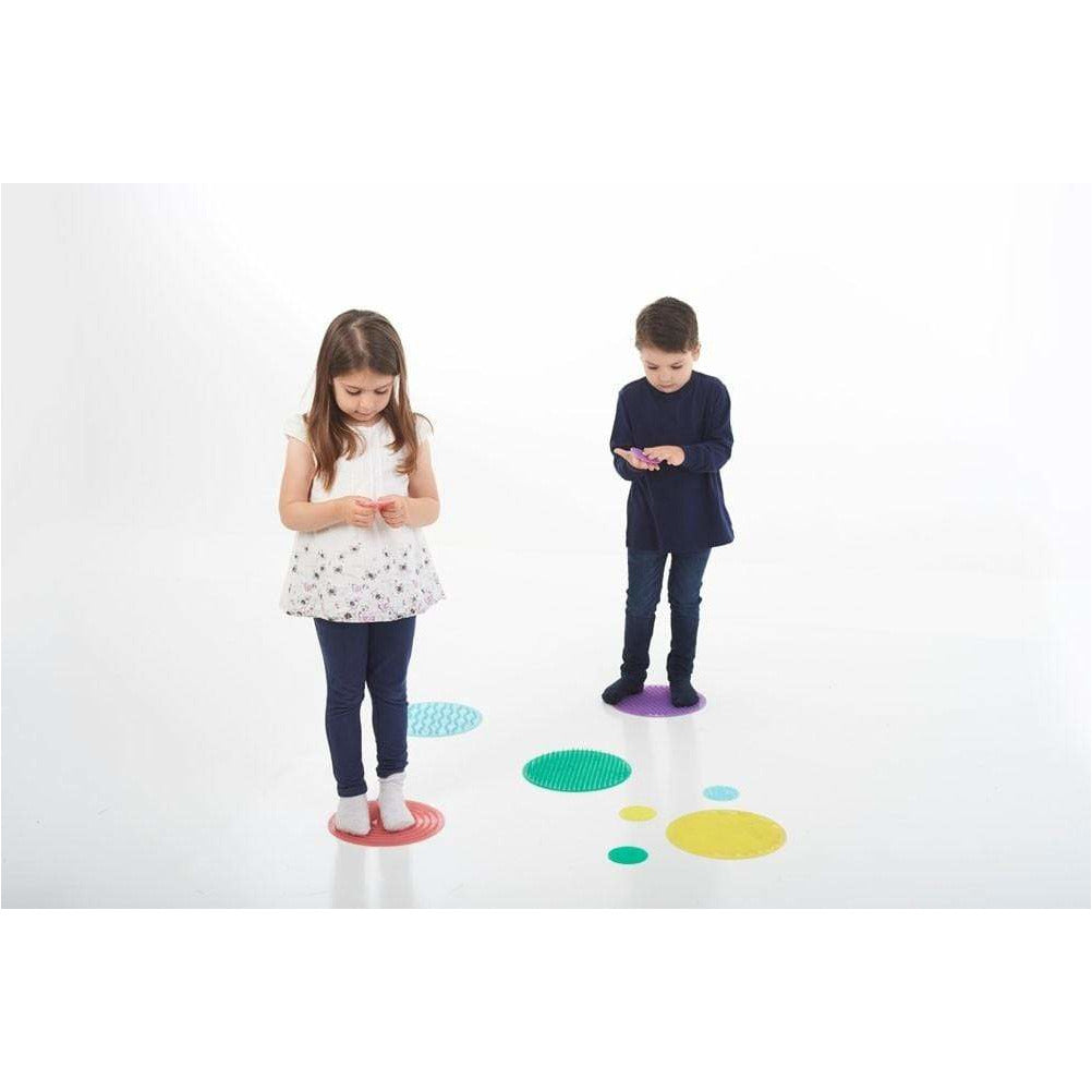 Set di Cerchi Sensoriali Silishapes Tickit - Shop Millemamme