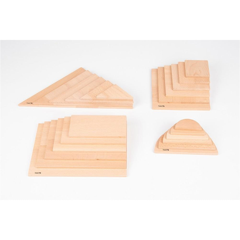 Set Architetto al Naturale Tickit - Shop Millemamme